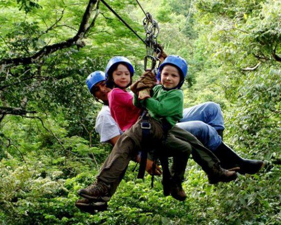 Congo Trail Canopy Tour