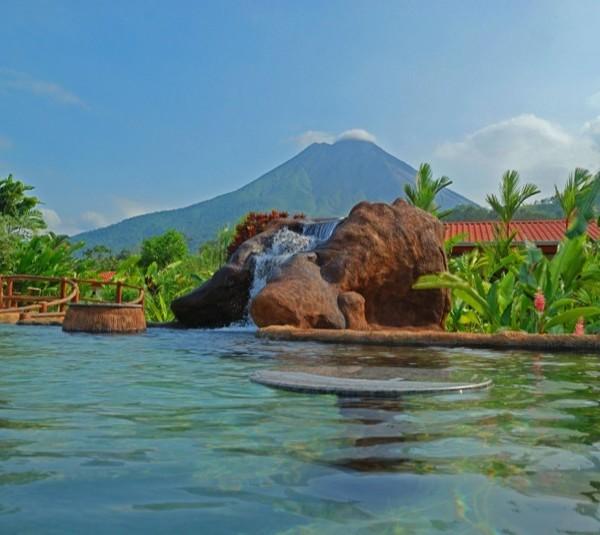 arena volcano hot springs