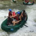 Corobici and Tenorio River Floating Class I-II