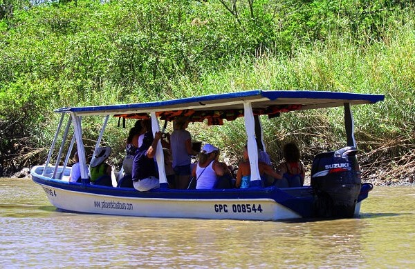 Costa Rica Best Trips - Boat Tour on Palo Verde National Park