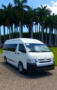 Airport Transportation to Riu Guanacaste Hotel