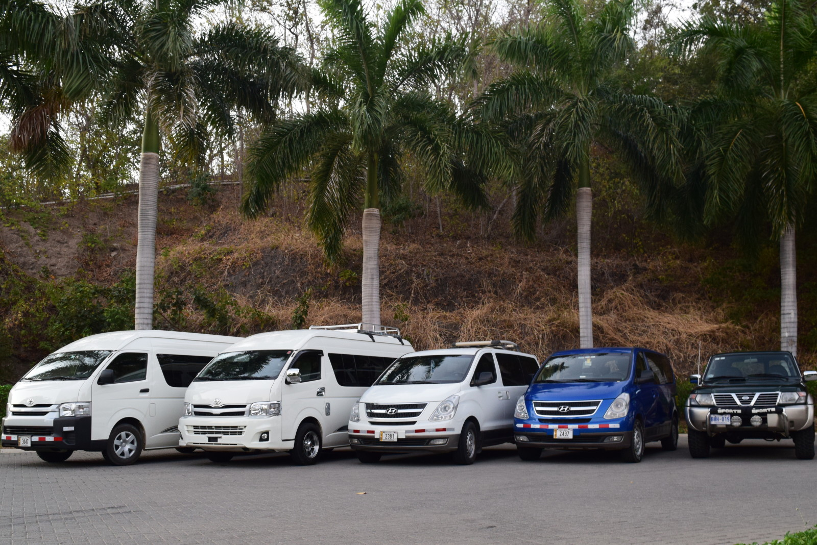 Costa Rica Airport Transfers - Ground Transportation - Liberia Airport Transfers - Shuttle Service - Private Transportation