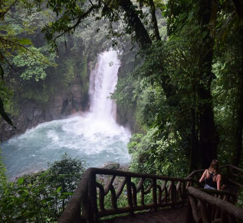 Rio Celest Hiking Tour