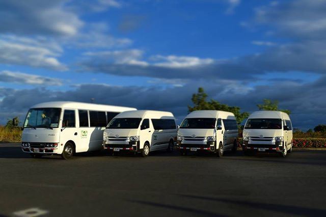 High Quality Transportation to Four Season Resort
