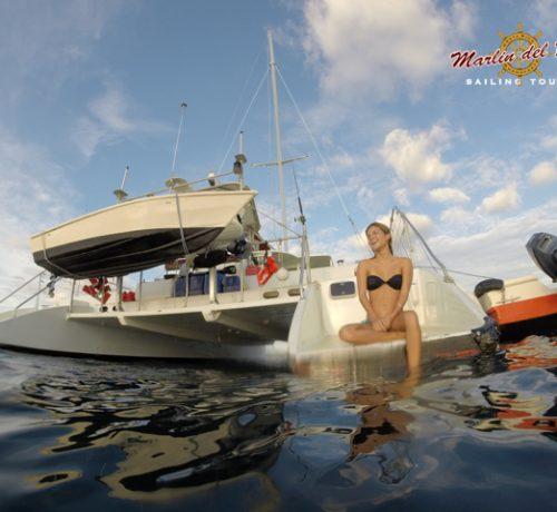 Catamaran Sailing Tour