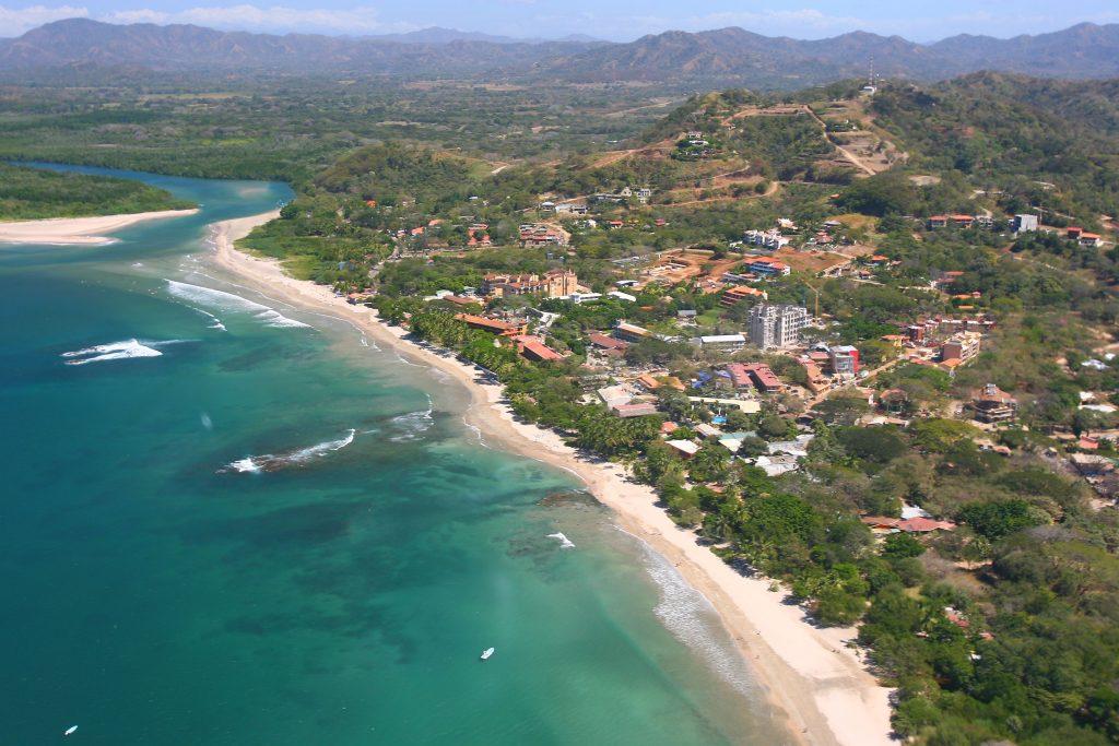 Costa Rica's Tamarindo Beach