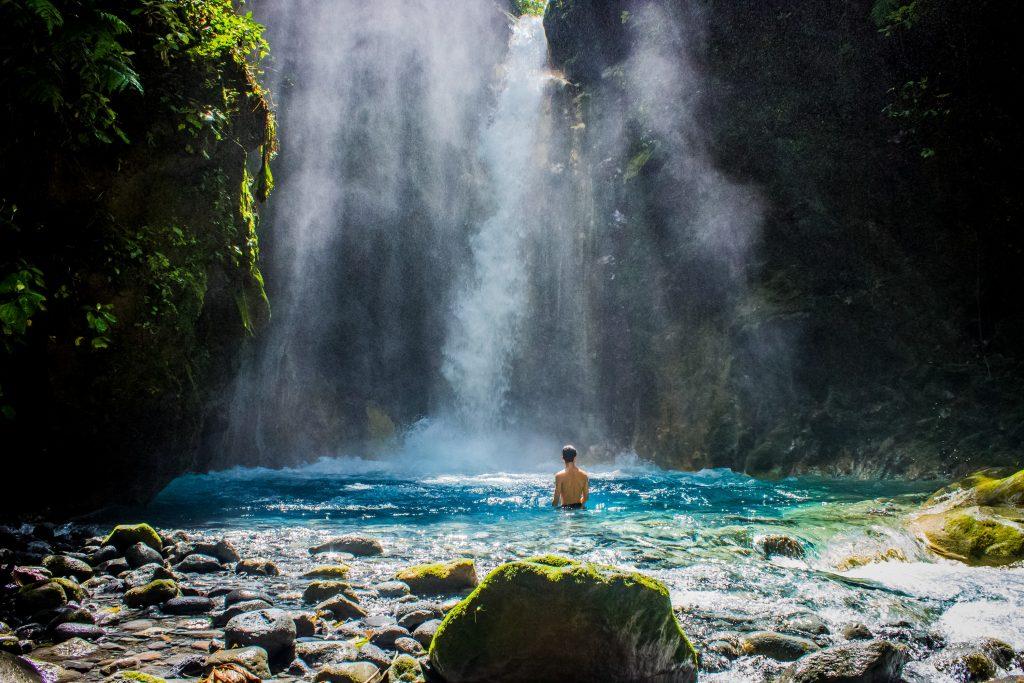 Aguilar Waterfall