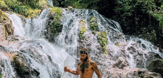 Aguilar Waterfall